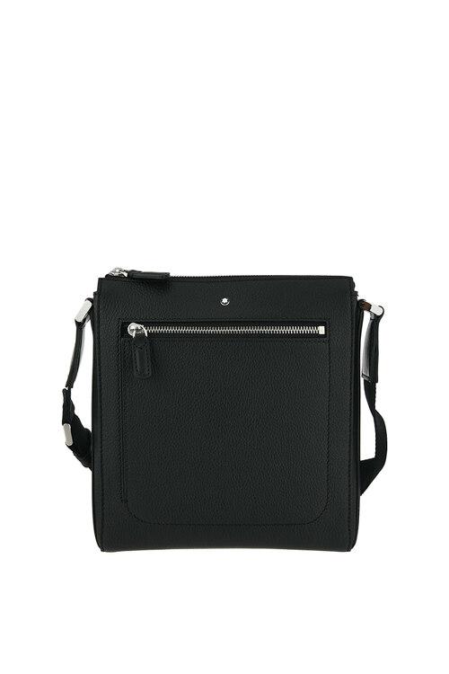 韩际新世界网上免税店-万宝龙-男士箱包-U0126731(MST Soft Grain Envelope Small Black) 斜挎包