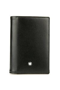 신세계인터넷면세점-몽블랑-지갑-U0114536 (마이스터스튁 9cc 3단지갑 #블랙)