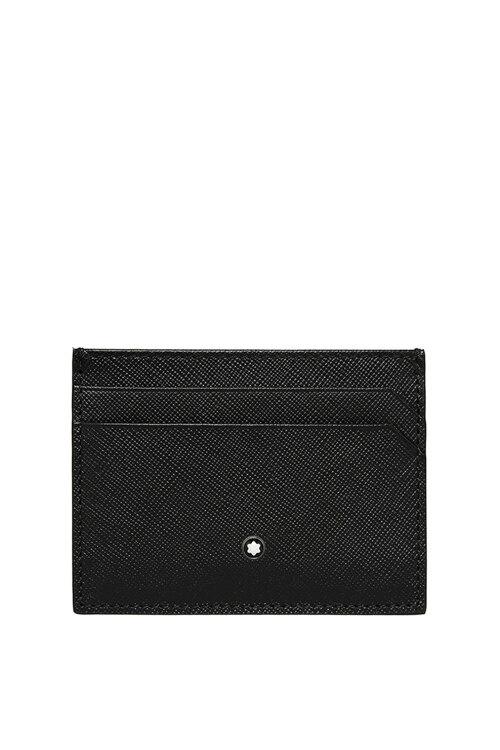 신세계인터넷면세점-몽블랑-지갑-U0114603 (사토리얼 5cc 카드 지갑 # 블랙)