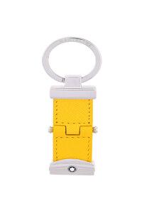 韩际新世界网上免税店-万宝龙-钱包-万宝龙匠心系列带转轴的钥匙扣 黄色
