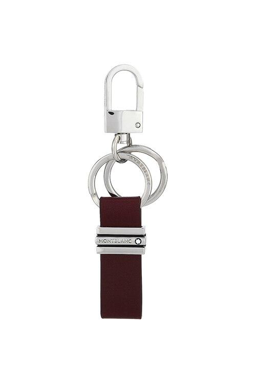 韩际新世界网上免税店-万宝龙-钱包-大班系列环形钥匙扣,带挂钩