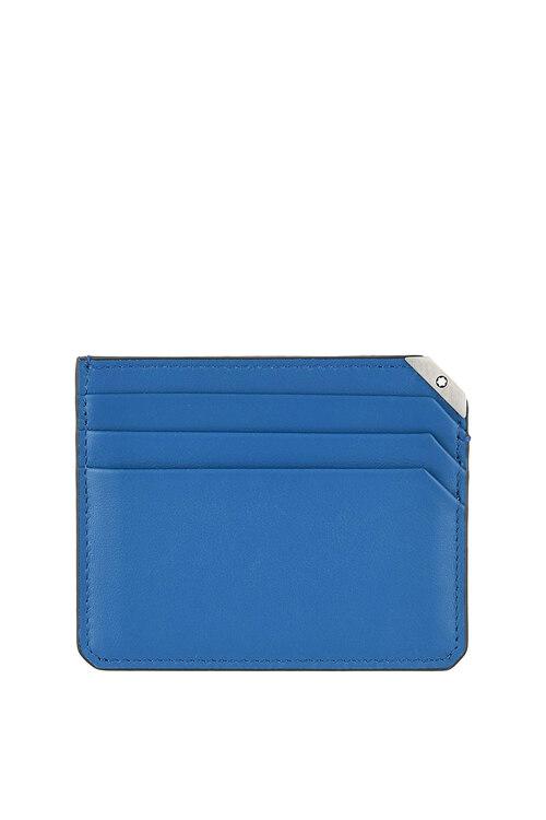 신세계인터넷면세점-몽블랑-지갑-U0124104(마이스터스튁 어반 카드 포켓 #코발트블루)