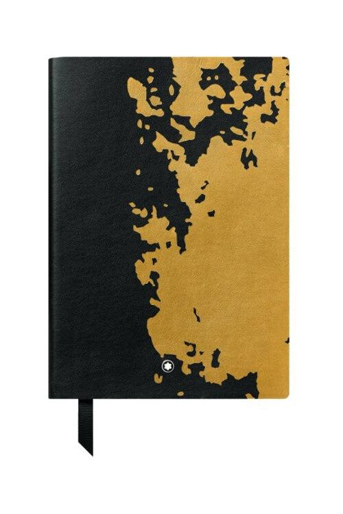 韩际新世界网上免税店-万宝龙-时尚配饰-U0119523(Notebook #146 Calligraphy Edition, lined笔记本)
