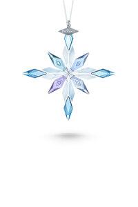 韩际新世界网上免税店-施华洛世奇-配饰-FROZEN 2 - SNOWFLAKE ORNAMENT 装饰品