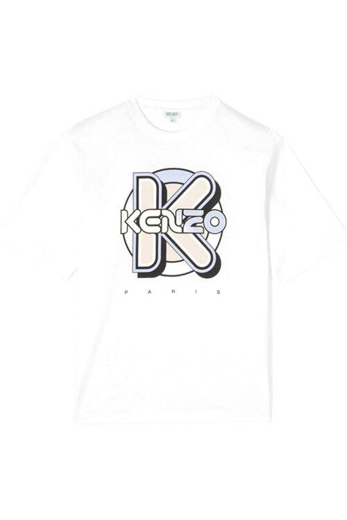 韩际新世界网上免税店-KENZO (BTQ)-服饰-KENZO WETSUIT OVERSIZE T-SHIRT_MEN XXL 男士上衣