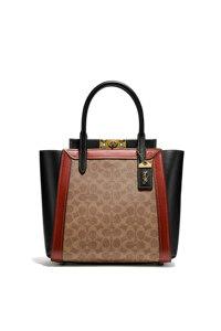 韩际新世界网上免税店-寇驰-女士箱包-78487 B4NQ4-20SS /troupeTote 手提包