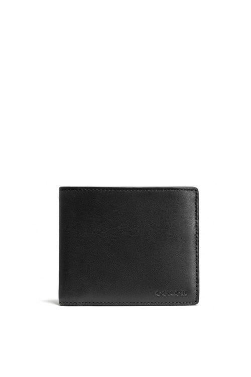 韩际新世界网上免税店-寇驰-钱包-74896 BLK-20SS /3in1Wallet 短款钱包