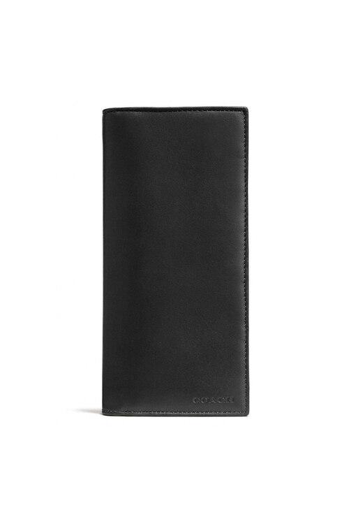 韩际新世界网上免税店-寇驰-钱包-74949 BLK-20SS /Sport Calf Breast Pocket Wallet 长款钱包