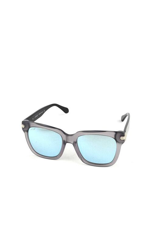 韩际新世界网上免税店-ED HARDY (EYE)-太阳镜眼镜-EDS1078M BLACKCRYSTAL 55 太阳镜