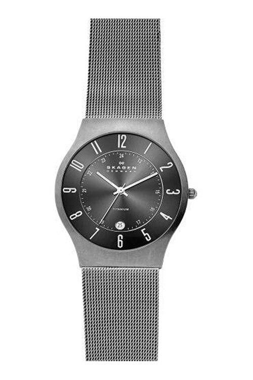 韩际新世界网上免税店-斯卡恩-手表-SKAGEN WATCH  手表(男款)
