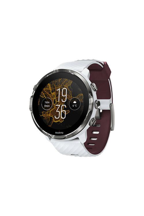 韩际新世界网上免税店-SUUNTO-手表-SUUNTO 7 WHITE BURGUNDY  手表(男女共用)