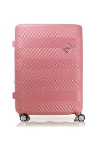 韩际新世界网上免税店-AMERICAN TOURISTER-旅行箱包-GF655003(A) GROOVISTA SPINNER 76/28 TSA LIV. CORAL 行李箱