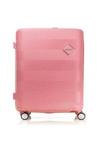韩际新世界网上免税店-AMERICAN TOURISTER-旅行箱包-GF655002(A) GROOVISTA SPINNER 67/24 TSA LIV. CORAL 行李箱