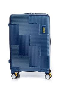 韩际新世界网上免税店-AMERICAN TOURISTER-旅行箱包-GL741010(A) VELTON SPINNER 69/25 EXP TSA V1 NAVY