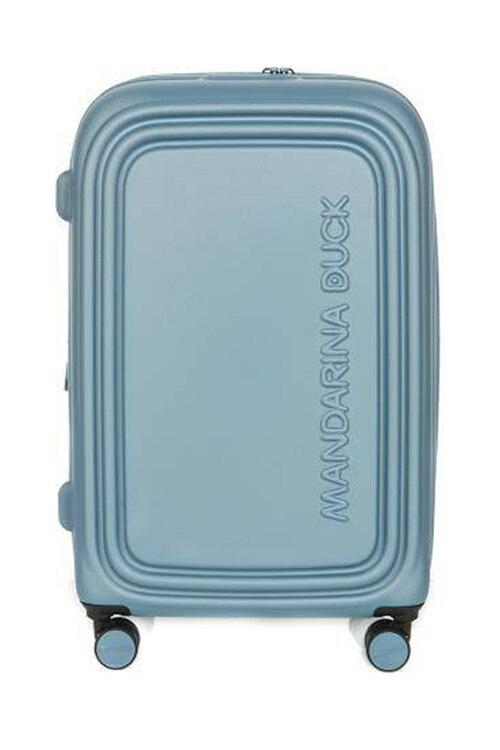 韩际新世界网上免税店-意大利鸳鸯-旅行箱包-TRAVEL BAG LOGODUCK+ SZV3225B (26 可扩容) 旅行箱