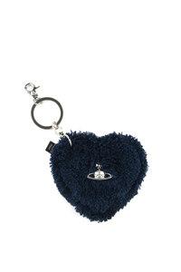 신세계인터넷면세점-비비안웨스트우드--EMILY HEART KEYRING BLUE