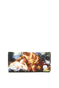 韩际新世界网上免税店-维维安.韦斯特伍德-钱包-SHEPHERDESS CREDIT CARD WALLET 长款钱包