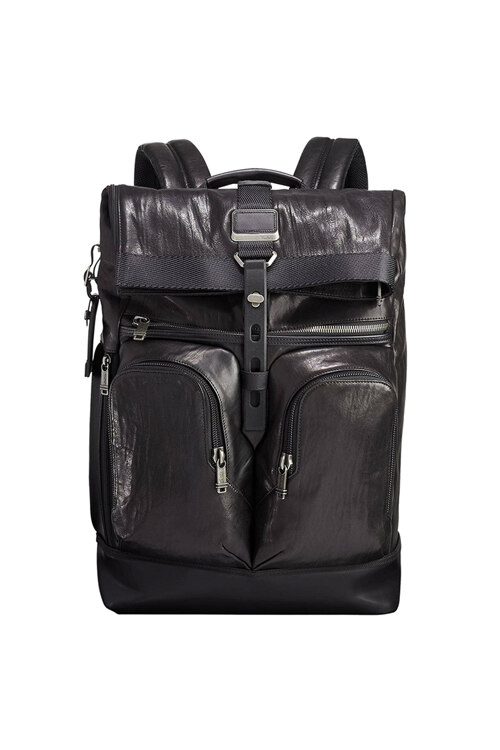 신세계인터넷면세점-투미-남성 가방-932388DL Alpha Bravo Leather London Roll-Top Backpack