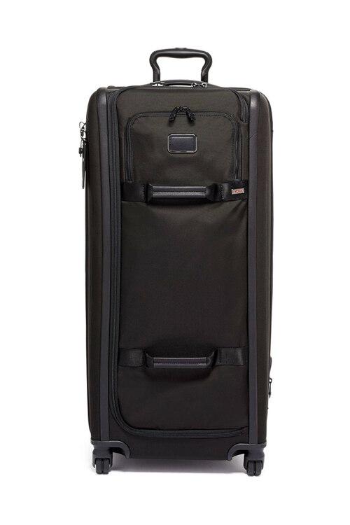 韩际新世界网上免税店-途明-旅行箱包-2203049D3 Alpha 3 Tall 4 Wheeled Duffel Packing Case 行李箱