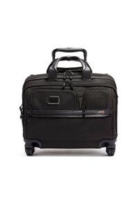 신세계인터넷면세점-투미-여행용가방-Alpha 3 Deluxe 4 Wheeled Laptop Case Brief
