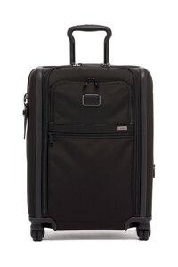 韩际新世界网上免税店-途明-旅行箱包-2203561D3 Alpha 3 Continental Dual Access 4 Wheeled Carry-On 行李箱