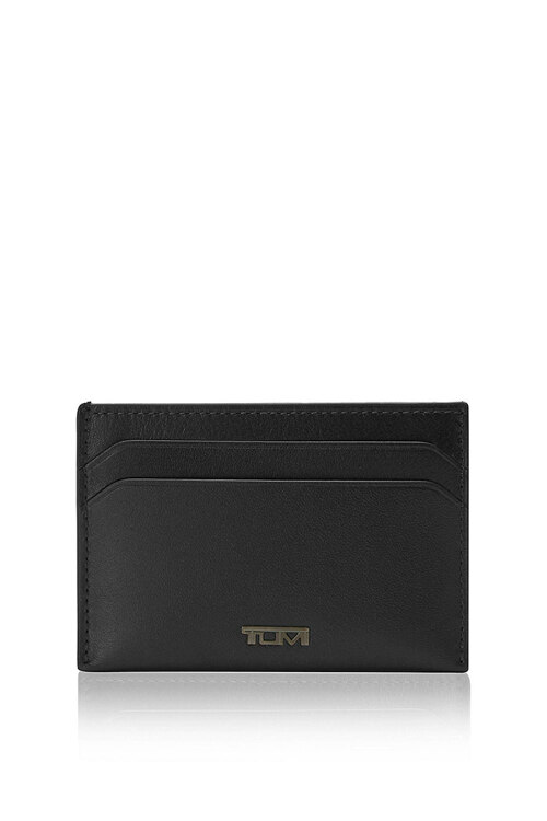 韩际新世界网上免税店-途明-钱包-1262159DS NASSAU SLG SLIM CARD CASE 卡包