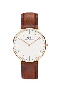 신세계인터넷면세점-다니엘웰링턴--Classic 36 St Mawes RG White