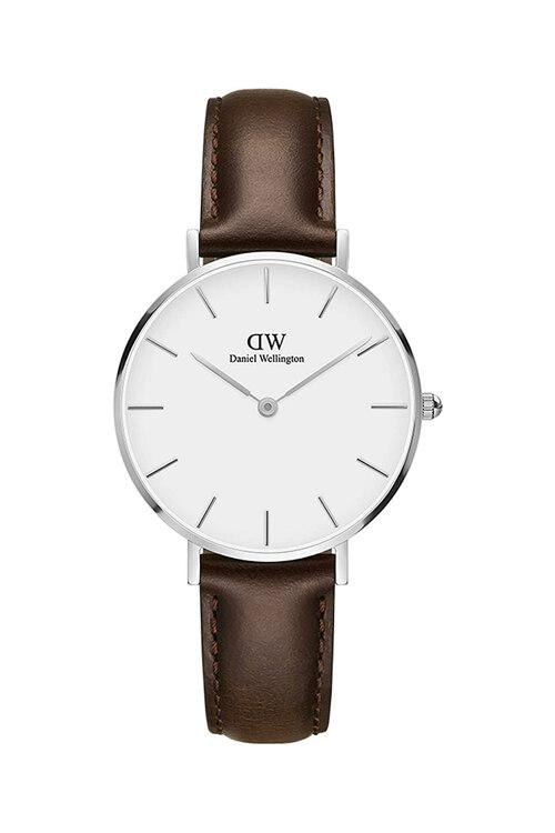 韩际新世界网上免税店-Daniel Wellington-手表-Petite 32 Bristol S White  手表(女款)