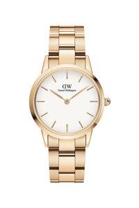 韩际新世界网上免税店-Daniel Wellington-手表-Iconic Link 32 RG White  手表(女款)