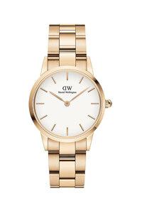 韩际新世界网上免税店-Daniel Wellington-手表-Iconic Link 28 RG White  手表(女款)