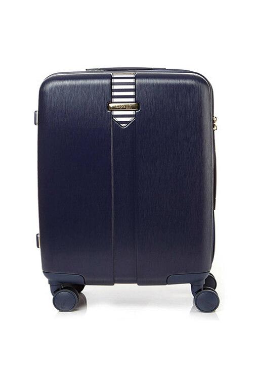 韩际新世界网上免税店-LIPAULT-旅行箱包-GR561001 HARDSIDE AVENUE SPINNER 55/20 EXP NIGHT BLUE