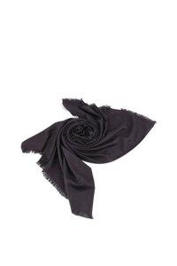 韩际新世界网上免税店-PASHMA-时尚配饰-CASHMERE 100 % SOLID SCARF /DARK GREY 围巾