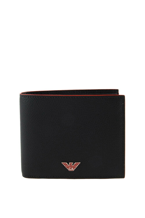 韩际新世界网上免税店-EMPORIO ARMANI(WEAR)-钱包-YEM176 YAQ2E 83365  SLG 短款钱包