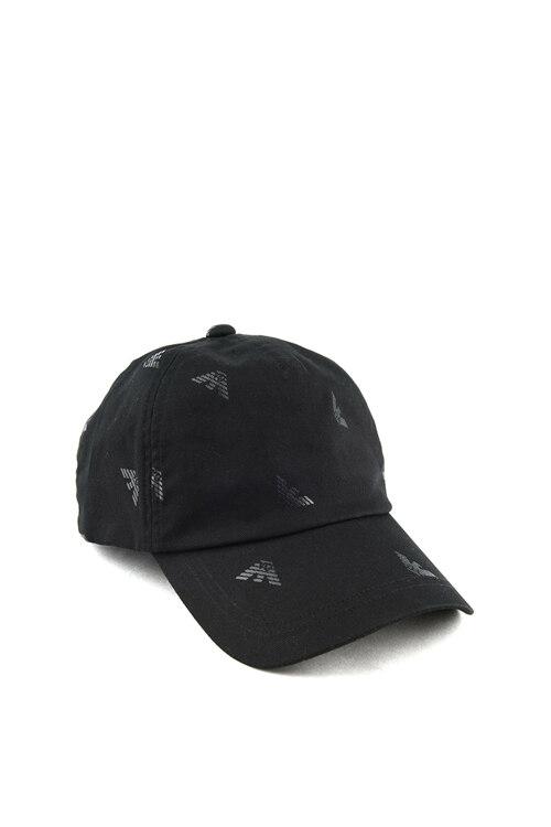韩际新世界网上免税店-EMPORIO ARMANI(WEAR)-时尚配饰-627900 CC993 00020 BASEBALL HAT 帽子