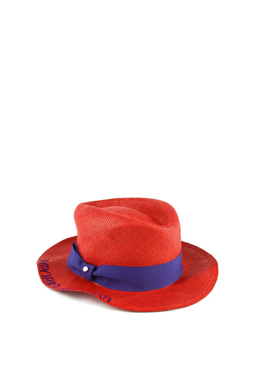 韩际新世界网上免税店-EMPORIO ARMANI(WEAR)-时尚配饰-637355 0P501 31674 58 HAT 帽子