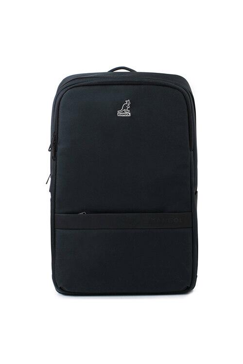 韩际新世界网上免税店-KANGOL-休闲箱包-Victor II Backpack 1328 SLATE GREY 双肩包