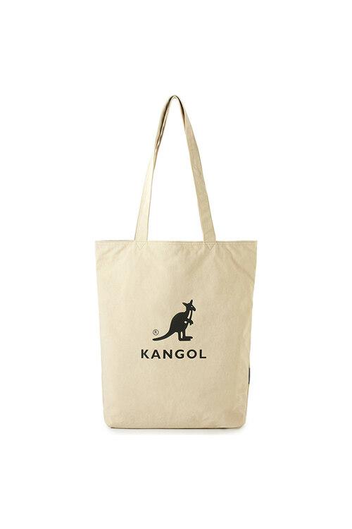 韩际新世界网上免税店-KANGOL-休闲箱包-ECO FRIENDLY BAG JERRY SMALL 0024 环保包 LT BEIGE