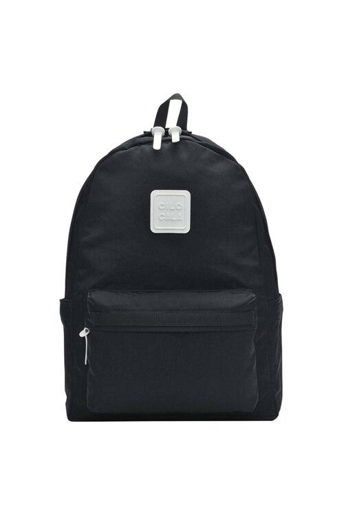 韩际新世界网上免税店-CILOCALA-男士箱包-CLASSIC BACKPACK L BLACK 双肩包