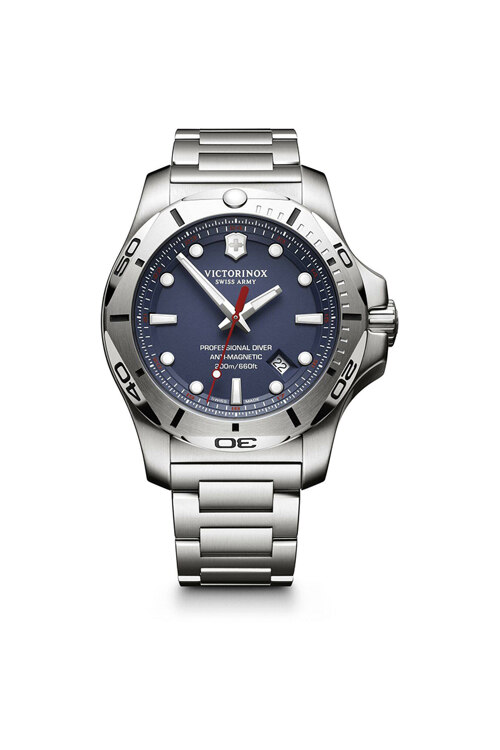 韩际新世界网上免税店-VICTORINOX WAT-手表-I.N.O.X. Professional Diver Blue Watch 手表(男款)