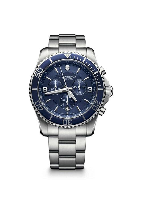 韩际新世界网上免税店-VICTORINOX WAT-手表-Maverick Chronograph Blue Watch 手表(男款)