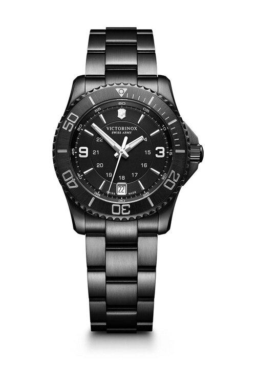 韩际新世界网上免税店-VICTORINOX WAT-手表-Maverick Small Black Edition Watch 手表(女款)