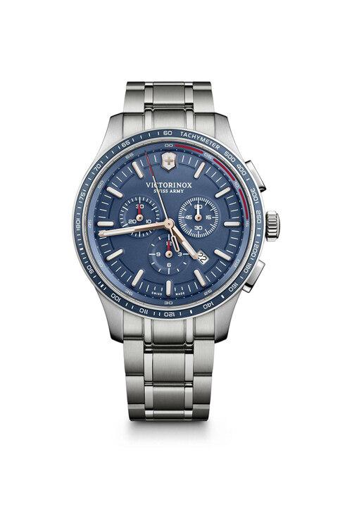 韩际新世界网上免税店-VICTORINOX WAT-手表-Alliance Sport Chronograph Blue Watch 手表(男款)