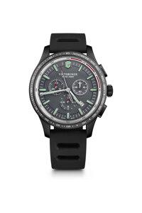 韩际新世界网上免税店-VICTORINOX WAT-手表-Alliance Sport Chronograph Rubber Strap Watch 手表(男款)