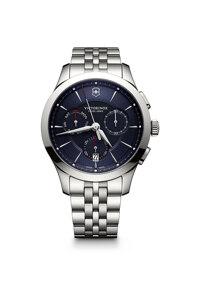 韩际新世界网上免税店-VICTORINOX WAT-手表-Alliance Chronograph Blue Watch 手表(男款)