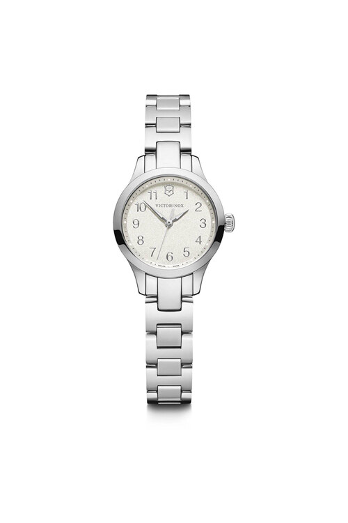 신세계인터넷면세점-빅토리녹스 시계--Alliance XS White Dial Silver Bracelet Watch