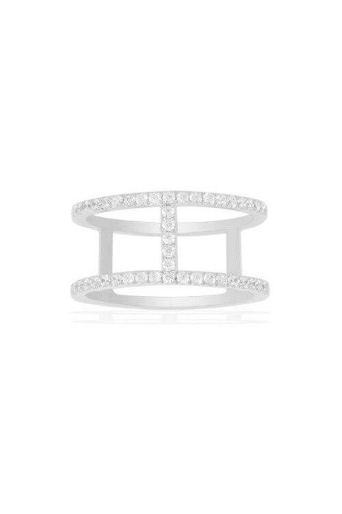 韩际新世界网上免税店-APM MONACO-首饰-CROISETTE 戒指