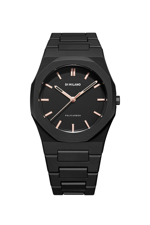 韩际新世界网上免税店-D1 MILANO-手表-NEW POLYCARBON PCBJ12  手表(男款)