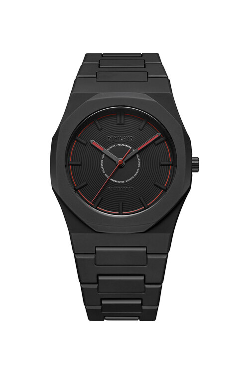 韩际新世界网上免税店-D1 MILANO-手表-NEW POLYCARBON PCBJ18  手表(男款)
