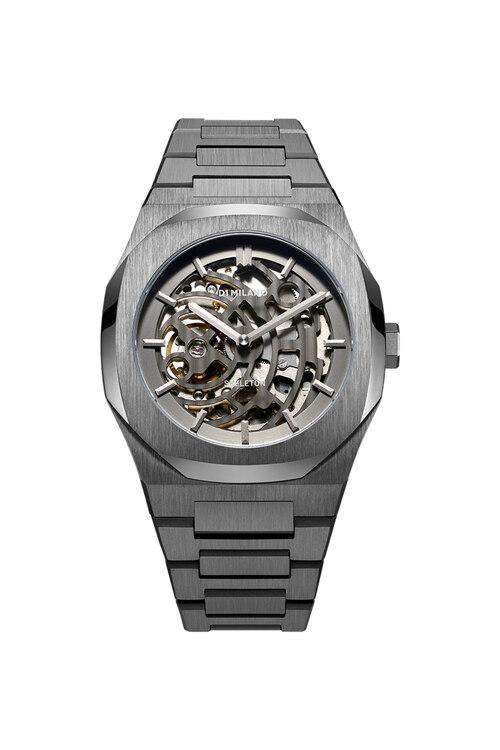 韩际新世界网上免税店-D1 MILANO-手表-SKELETON SKBJ02  手表(男款)