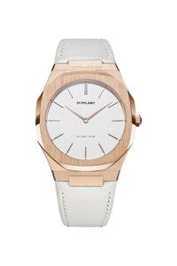 韩际新世界网上免税店-D1 MILANO-手表-ULTRA THIN UTLL02  手表(男女共用)